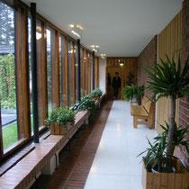 役場の廊下