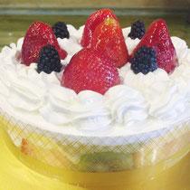 Mousseline (Fruit) Cake