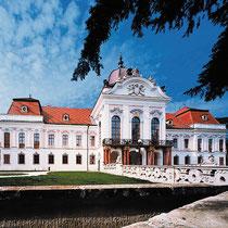 Schloss Gödöllö © Sisi-Straße/Regio Augsburg Tourismus GmbH
