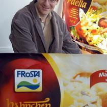 Felix Ahlers, Geschäftsführer von Frosta Tiefkühlprodukte, Die WELT.
