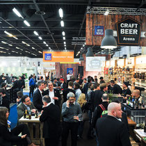 Internorga, Craft Beer Arena, HH Messe.