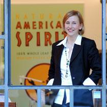 Susanne Lippert, Natural American Spirit Geschaeftsfuehrerin, Die WELT.