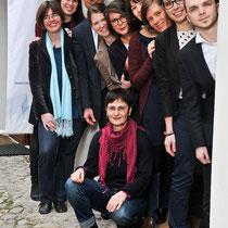 Mitarbeiter der Europäischen Bewegung in Berlin, Europäische Bewegung Deutschland.