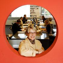 Linda Naujok, Inhaberin der Modell-Agentur Mega Models, Die WELT.