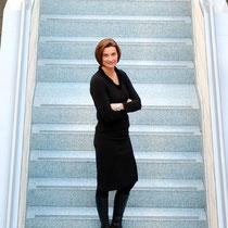 Inka Schneider, DAS Moderatorin, Die WELT.