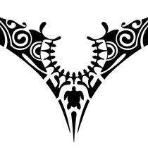 Visuel Tatouage Maori chute de rein