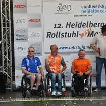 Torsten Purschke wird 2. in der Schwalbe Sprintwertung