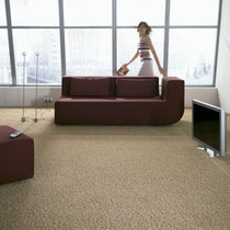Teppich mit wohligem Gehkomfort