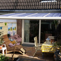Almere haven budget veranda