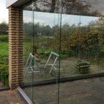 Sliding doors Haarlem