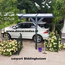 Carport Biddinghuizen