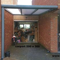 Carport Haarlem