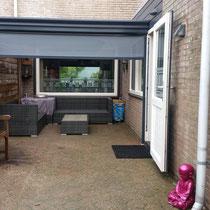 Roosendaal veranda met screen