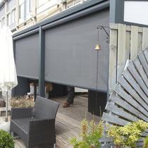 Veranda met screens Velserbroek