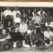 Winter-Sportprogramm des TCN in den 80ern.
