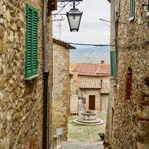 Castiglione d´Orcia, Toskana