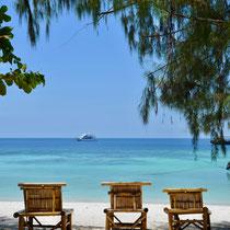 Pattaya Beach, Kohle Lipe