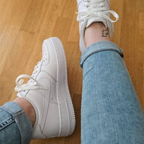 Ich liebe Nike Air Force... Danke! :-)