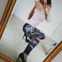 I love Yakuza Leggings. Mery C. :-)
