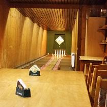 Kegelbahn 2 im Restaurant Orsoyer Berg