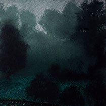 Encres, pastels sur papier 21x29,7 cm