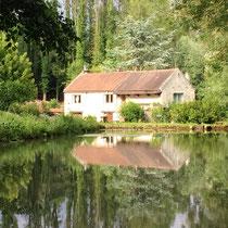 Le gîte du Moulin d' Icare