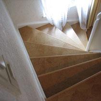 Nazare Treppe