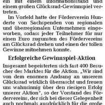 Kurier am Sonntag / Mein Verein vom 22.09.2013