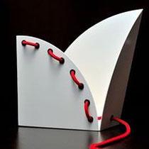Une Tulipe pour votre intérieur ( Exemplaire numéroté ) Création François de VECCHIS & Barnabé RIBAY