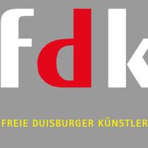 Logo Freie Duisburger Künstler