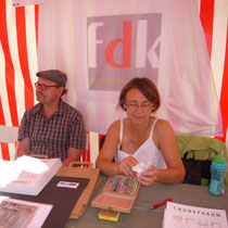 Gert Kiessling-Barbara Verhoeven  FDK