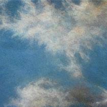 nuages - acrylique sur bois - 30,5x45 cm - 2012 - M - Pavlïn