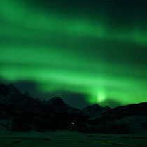 Polarlicht über Svartskard, Norwegen. 2013 © Robert Hansen