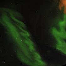 Polarlicht über Hadsel, Norwegen. 2012 © Robert Hansen