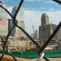 9/11, New York und Dallas, 11. September 2002 © Robert Hansen