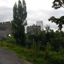 die 2 Schildmauern von Sterrenberg