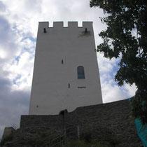 Bergfried von Süden