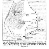Plan du Rocher