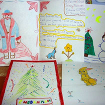 My Thank You Letter to Santa Clause