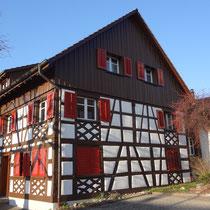 Riegelhaus in Schlatt