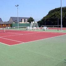 Notre entreprise soutient le Tennis Club de CREULLY