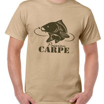 tee shirt poisson