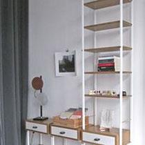 2x2 bookshelf