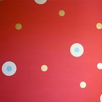 Murale, casa privata, Ostia; 2013