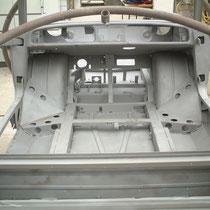 Amphicar nach dem Strahlen