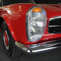 MB 280SL Veredelt mit Williams Ceramic Coat