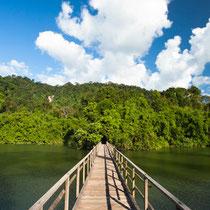 Chantaburi - Strand und grüne Natur