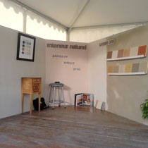 interieur naturel salon habitat ales 2016