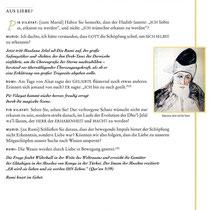 Die Versammlung - Aus Liebe? - Maulana Jelal ud-Din Rumi