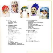 Auf der Suche nach dem verborgenen Schatz - Eine Sufi-Konferenz - Inhalt